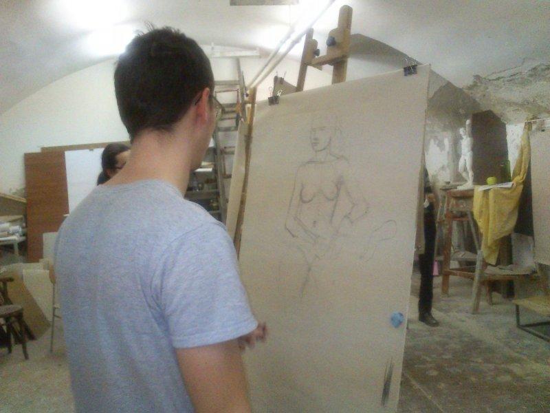 Galeria Maľba A Kresba